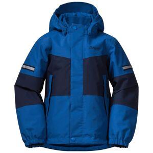 Bergans Lilletind Insulated Kids Jacket Blå
