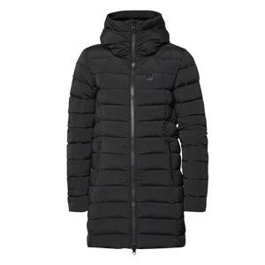 8848 Altitude Junior Velvet Coat Svart