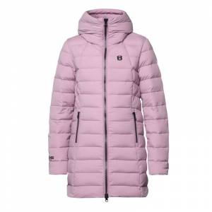8848 Altitude Junior Velvet Coat Rosa