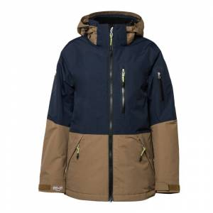 8848 Altitude Junior Kaman Jacket Brun