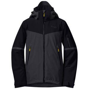 Bergans Oppdal Insulated Youth Jacket Svart