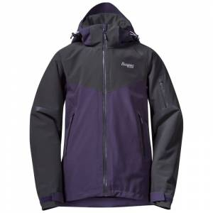 Bergans Oppdal Insulated Youth Girl Jacket Lila