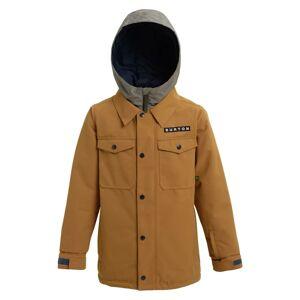 Burton Boys Uproar Jacket Brun
