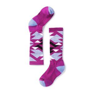 Smartwool Kids Wintersport Neo Native Socks Rosa