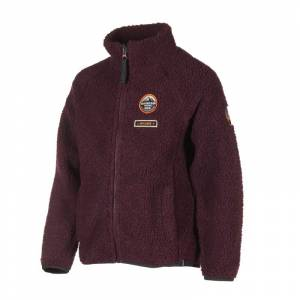 Urberg Giske Pile Fleece Kids Lila