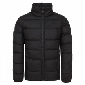The North Face Boy's Andes Jacket Svart