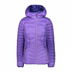 CMP Woman Jacket Fix Hood (39Z0476) Lila