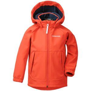 Didriksons Dellen Kids Jacket Orange