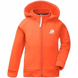 Didriksons Corin Kids Jacket 2 Orange