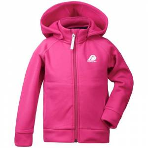 Didriksons Corin Kids Jacket 2 Rosa