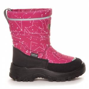 Gulliver Kids Boot Waterproof Warm Lining Rosa