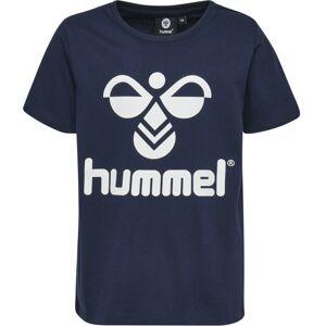 Hummel Hmltres T-shirt S/S Blå