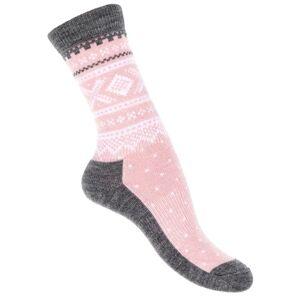 Marius Kids Wool Socks Unisex Rosa