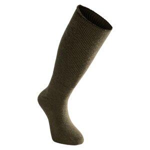 Woolpower Socks Knee-high 600 Grön
