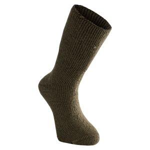 Woolpower Socks 600 Grön