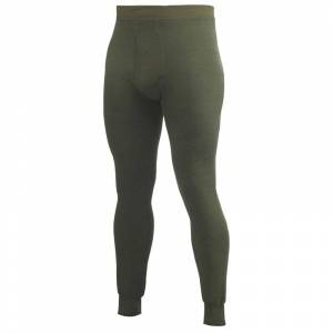 Woolpower Long Johns with Fly 200 Grön