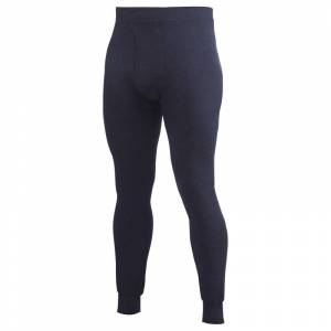 Woolpower Long Johns with Fly 200 Blå