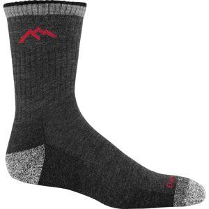 Darn Tough Men's Hiker Micro Crew Sock Cushion Svart