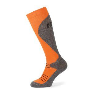 FÅK Banff Comp Ski Sock Orange