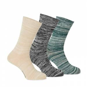 Urberg Bamboo Sock 3-pack Flerfärgad