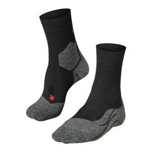 Falke RU3 Men's Running Socks Svart