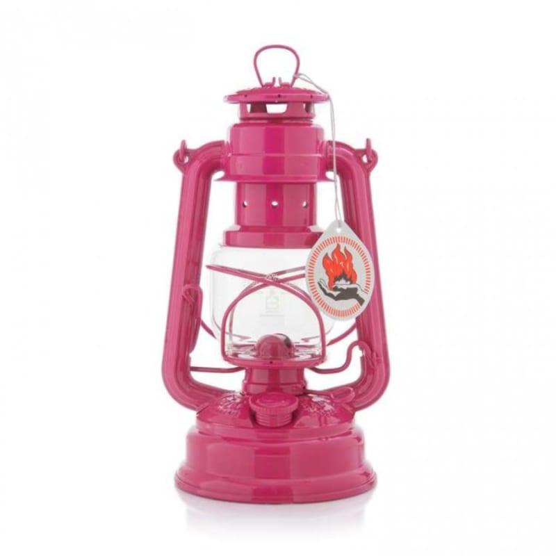 Feuerhand Hurricane Lantern 276 Rosa