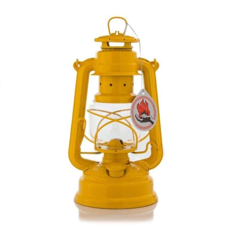 Feuerhand 276 Hurricane Lantern Gul