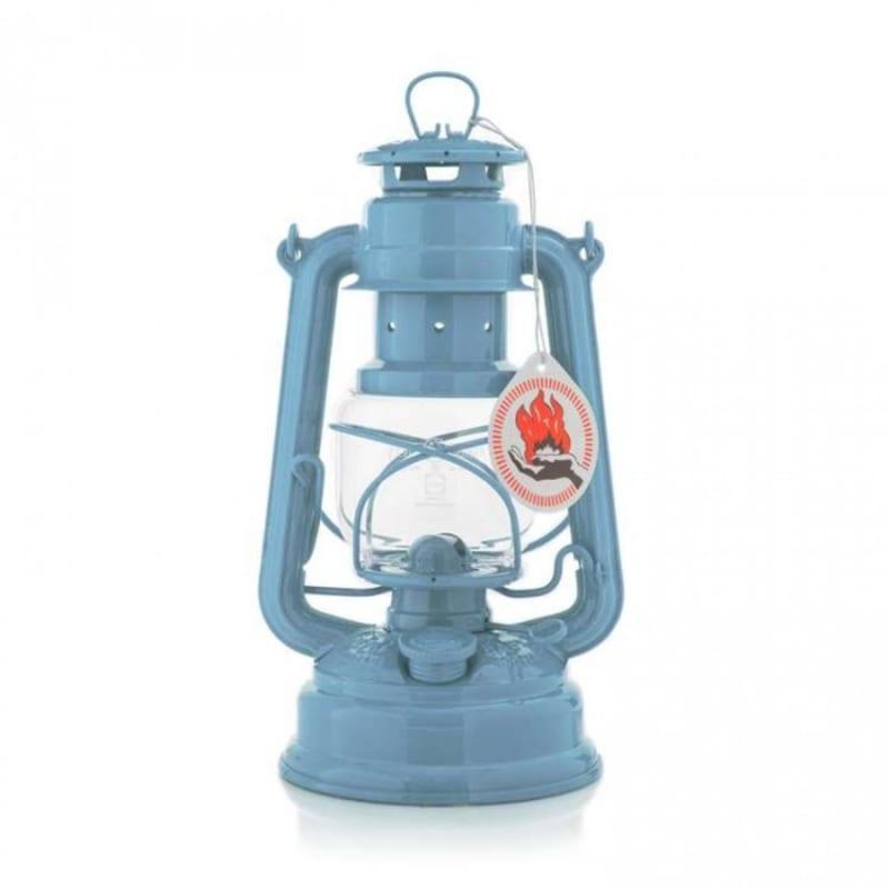 Feuerhand 276 Hurricane Lantern Blå