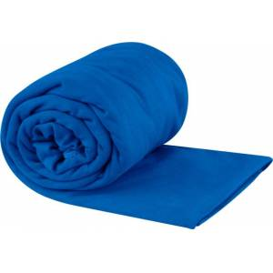 Sea to Summit Pocket Towel XL Blå