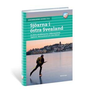 Calazo förlag Skrinnarens guide till sjöarna i Östra Svealand Grön