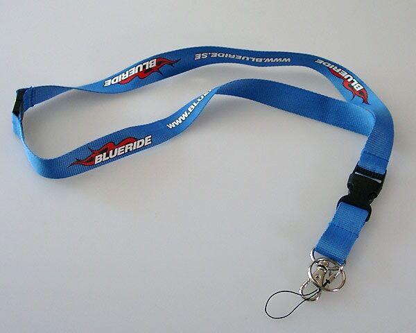 BlueRide Telefon- & Nyckelband