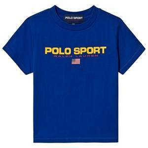 Ralph Lauren Polo Sports T-Shirt Royal Blue S (8 years)
