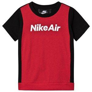 NIKE Air T-shirt University Red 4-5 years