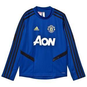 Manchester United Manchester United '19 Träningströja Blå 15-16 years (176 cm)