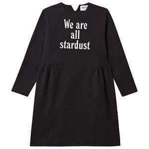 Bobo Choses We Are All Stardust Fleece Klänning Grey Vigoré 6-7 år