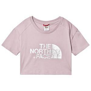 The North Face Logo Cropped Tröja Rosa XL (+16 years)