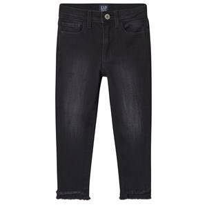 GAP Jeans Black Wash 6 (6 Years)