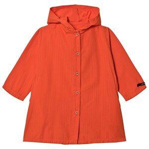 Little Creative Factory Crushed Cotton Kappa Orange 4 år