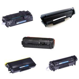 Lexmark Lasertoner Lexmark 50F2X00 / 50F2H00 / 50F2000 - Högkapacitet