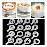 Kaffestenciler - 16 Pack