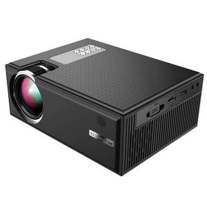 Cheerlux Projektor C8 1800 Lumens 1280x800 720P
