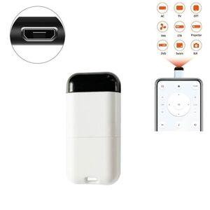 IR Fjärrkontroll Mobiltelefon Microusb