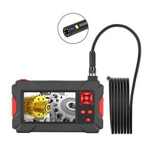 """Vattentät inspektionskamera dual camera med 4.3"""" display 3m"""
