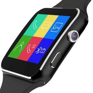 Bluetooth Smartklocka Touchscreen + Kamera