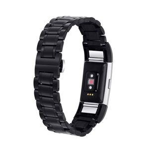 Armband Länk Fitbit Charge 2 Svart