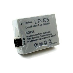 Canon Batteri till Canon LP-E5