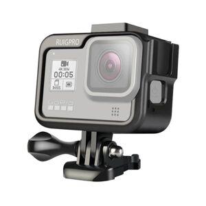 Skyddsskal till GoPro HERO8 med stativ fäste - Svart
