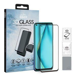 Huawei Eiger 3D Tempererat Skärmskydd Huawei P40 Lite - Klar/Svart