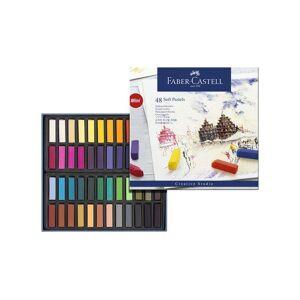 Creative Torrpastellkritor Faber-Castell, 48 färger