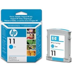 HP Bläckpatron HP No11       cyan